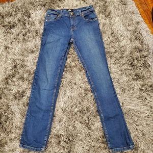 EUC Boy's Quicksilver Slim Jeans size 26 (12)
